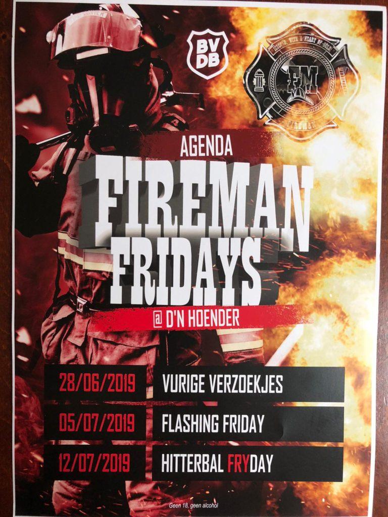 Fireman Fridays